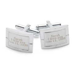 Personalized Classic Style Copper Cufflinks (200081064)