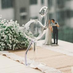 Svanen Mallen Glas spargris
