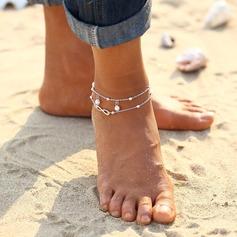 Prachtige Legering Dames Fashion Armbanden