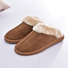 Men's Suede Casual Men's Slippers