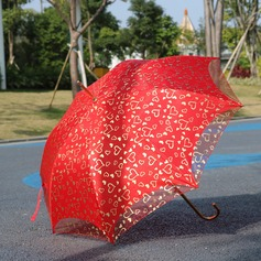 Blonder Bryllup Paraplyer