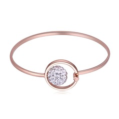 Fashional Alloy Rhinestones Ladies' Fashion Bracelets