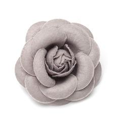 Lovely Keinotekoinen silkki/Flannelette Kukkia ja höyhenet