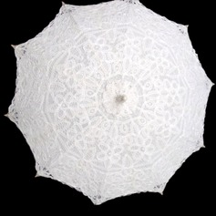 Cotton Wedding Umbrellas