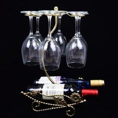 Non personalizzata lega Porta Bottiglia / Bottigliera