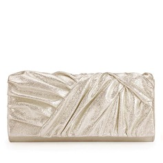 Charme Couro legítimo Embreagens/Moda Bolsas/Embreagens de Luxo