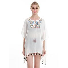 te groot/mode Polyester Poncho