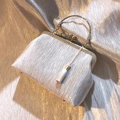 dumpling formet Polyester Koblinger/Top håndtag tasker