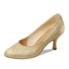 De mujer Brillo Chispeante Tacones Salón Sala de Baile Zapatos de danza