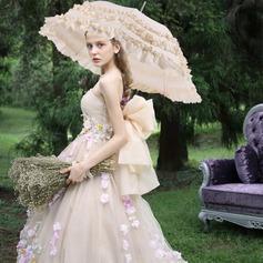 Ударная ткань Свадебные зонты