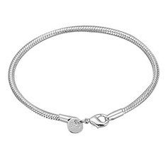 Udsøgt Silver Ladies ' Mode Armbånd