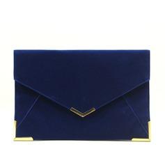 Elegant Sammet Grepp/Lyx Bag