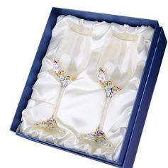 Personlig Vakkert Skåle Glass Sett (Sett Av 2)