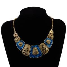 Уникальный сплав Женщины ожерелье (Продается в виде единой детали)