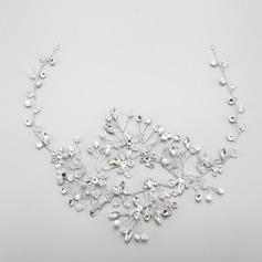 Exquisito Crystal/Aleación Diademas