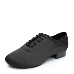 Men's Canvas Latin Ballroom Dance Shoes