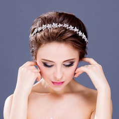 "Amazing Rhinestone/Silver Plated/""A"" Level Rhinestone Headbands"