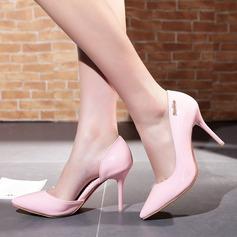 De mujer Cuero Tacón stilettos Salón con Otros zapatos