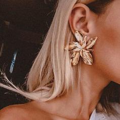 På mode Legering Kvinder Mode øreringe