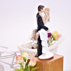 Beijo do casal Decorações de bolos