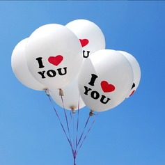 "Beautiful ""I Love You"" Balloon (set of 100)"