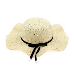 Classic Rattan Straw Straw Hat