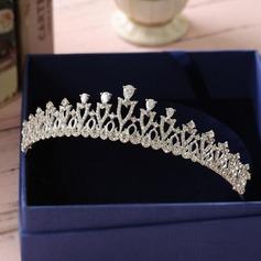 Senhoras Bonito Cristal Diademas (Vendido em uma única peça)