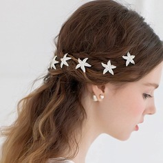 Gorgeous Rhinestone/Alloy Hairpins (Set of 3) (042101648)