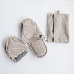 Traditionelle / Klassisch Retro einfache elegant Baumwolle Stoff Bett Bad (Set von 2)