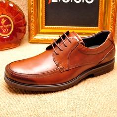 Men's Lace-up U-Tip Dress Shoes Men's Oxfords