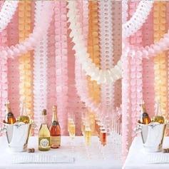 Klassiek/Nice/Mooi Nice/Heerlijk Papier Bruiloftversiering
