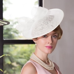 Dames Simple/Accrocheur/Jolie Batiste avec Bowknot Chapeaux de type fascinator