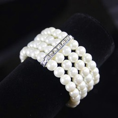 Exquisite Imitation Pearls Ladies' Bracelets