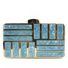 Elegante Metal Embreagens (012216717)