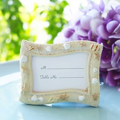 Resin Shell Place card Holder Wedding Decoration