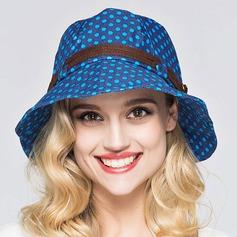 Senhoras Clássico Algodão Chapéu de Coco / Cloche de Chapéu