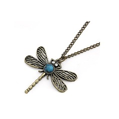 Dragonfly Alloy Women's Fashion Necklace