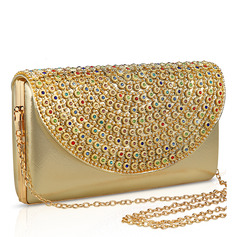Elegant/Gorgeous Polyester/PU Clutches/Evening Bags (012224637)