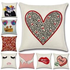 lovely elegant Linen Pillow Cover