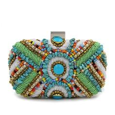 Prächtig Acryl Rubin Handtaschen