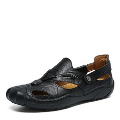 Men's Real Leather Casual Men's Sandals (262172095)