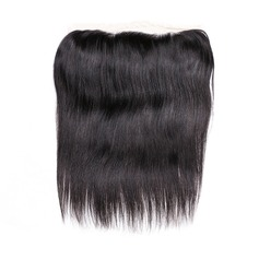"13""*4"" 5A Gerade Menschliches Haar Bedeckung (Einzelstück verkauft)"