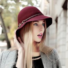 Damene ' Vakkert Ull Diskett Hatt