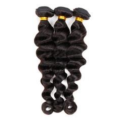 4A Non remy En vrac les cheveux humains Tissage en cheveux humains (Vendu en une seule pièce) 100 g