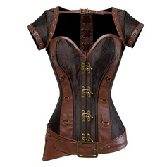 Women Sexy/Casual/Gothic Style Spandex Waist Cinchers/Corset With Buckle Shapewear