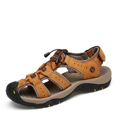 Men's Real Leather Casual Men's Sandals (262172096)