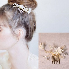 Mode Strass Kämme und Haarspangen