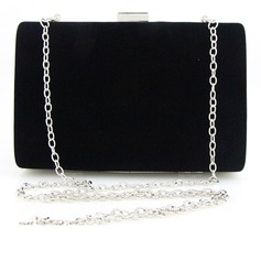 Charming Suede Clutches