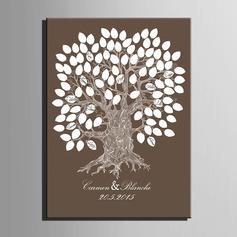 Personalisiert Fingerabdruck-Gästebuch