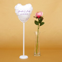 Personalizado Design floral PVC Balão de casamento